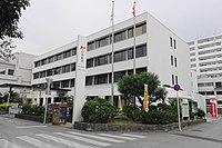 Higashimachi post office in Okinawa
