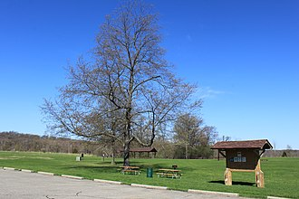 Highland Recreation Area - Goose Meadow Picnic Area