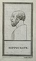 Hippocrates. Line engraving by G. Cooke. Wellcome V0002783ER.jpg