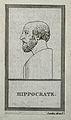 Hippocrates. Line engraving by G. Cooke. Wellcome V0002783ER.jpg