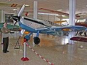 Hispano Aviacion Ha 1112 Buchon, the second and last Spanish version built by Hispano Aviacion
