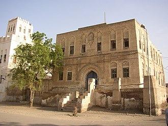 Zabid - Image: Historic Town of Zabid 111624