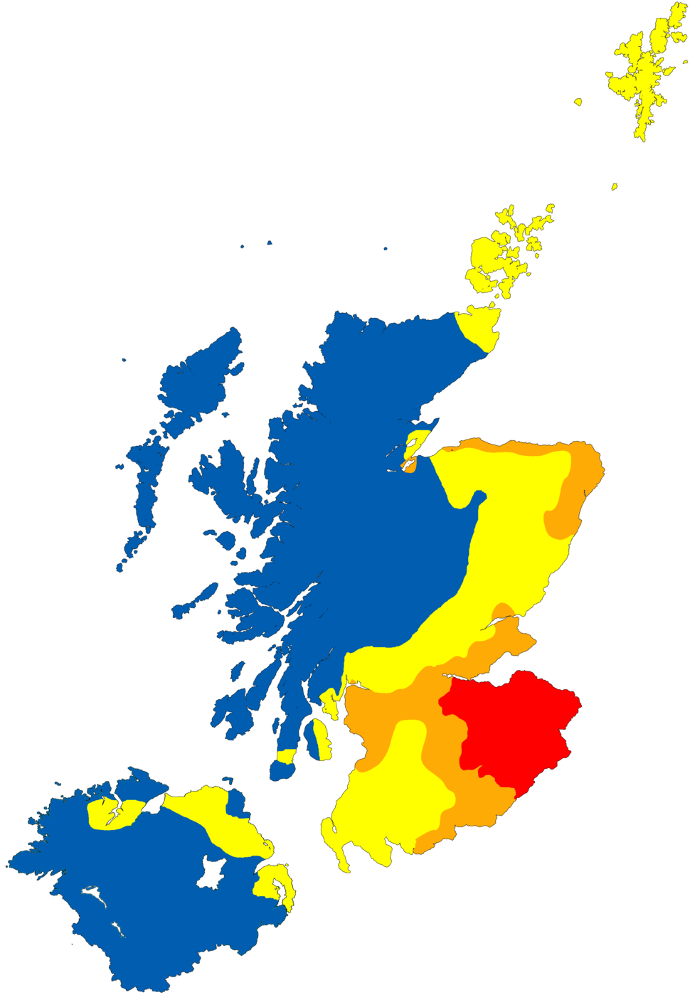 History of Scots in Scotland and Ulster