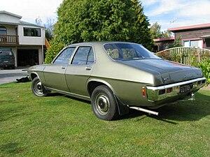 Holden HQ - Image: Holden Kingswood (1971 1974 HQ series) 02