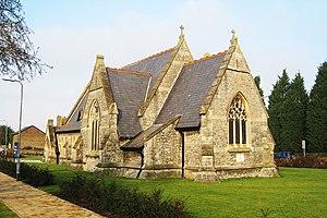 Coxheath - Holy Trinity Church, Coxheath