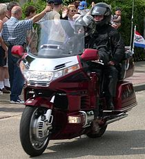 Full Size Touring: Honda GL 1500 GoldWing