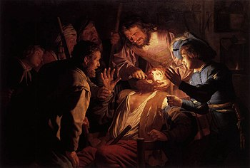 Honthorst, Gerard van - The Dentist - 1622