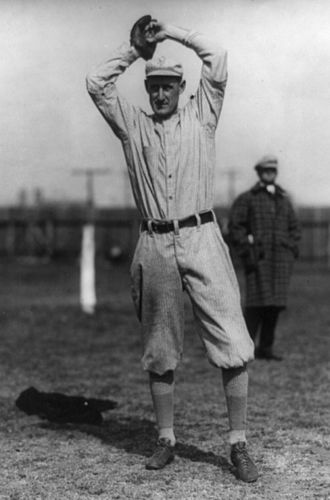 International League Hall of Fame - Hooks Wiltse managed the Buffalo Bisons to six-straight winning seasons from 1919 to 1924.