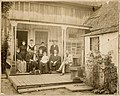 Horton family posing together on porch, Seattle, circa 1890 (MOHAI 11227).jpg