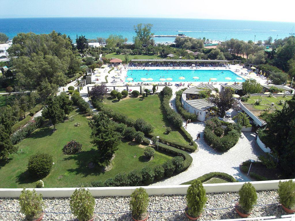 Hotel Athos Palace Bewertung