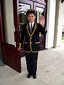 Hotel Staff Member at Samjiyon (6074332721).jpg