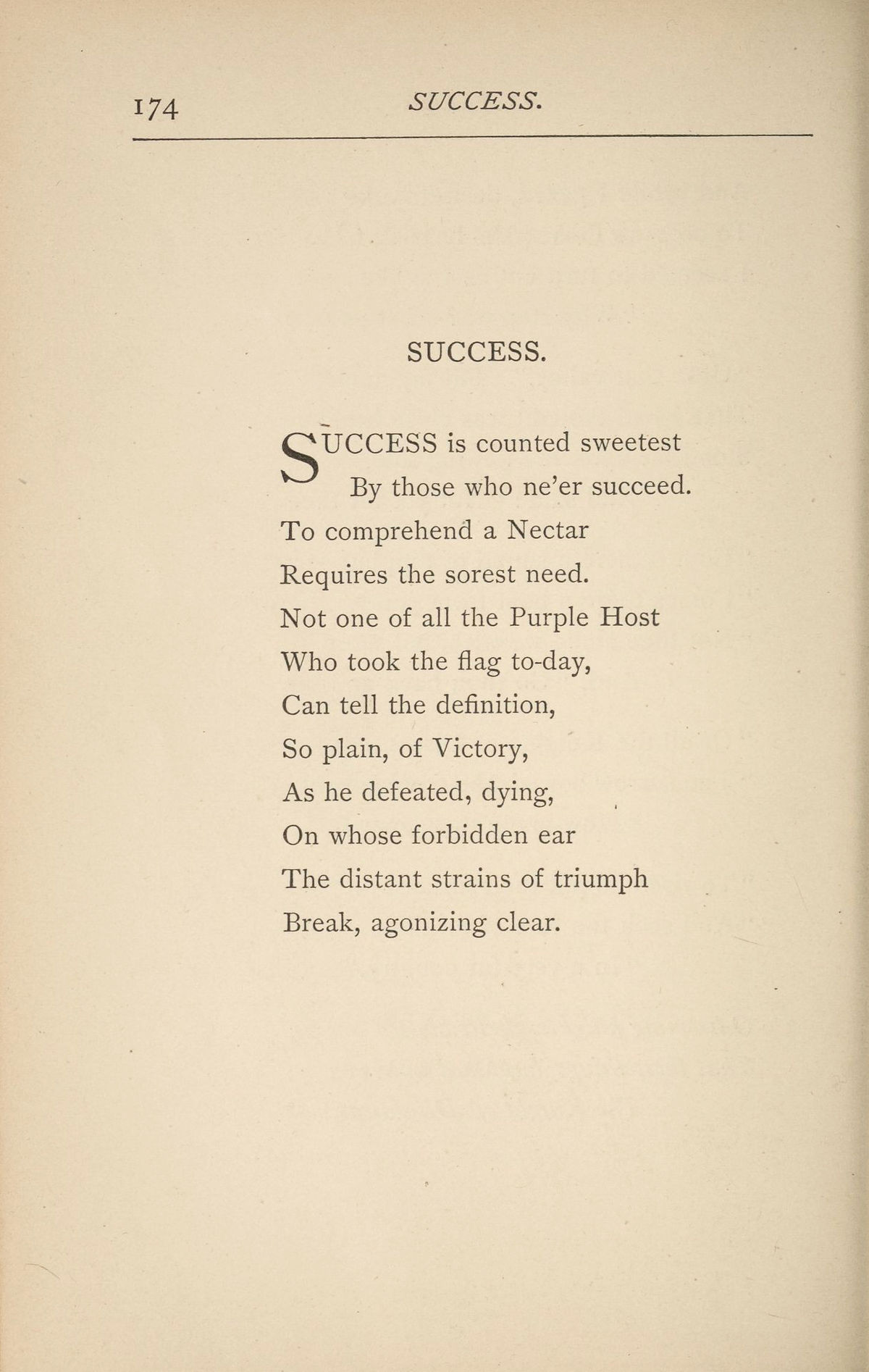 50+ Poems About Success And Hard Work