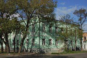 Sophia Parnok - Birthhouse of Parnokhs in Taganrog