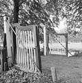 Houten toegangshek - 's-Graveland - 20084626 - RCE.jpg