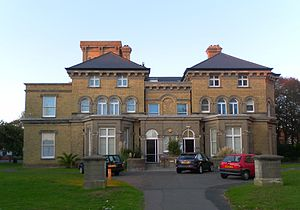 Hove Museum and Art Gallery - The museum is housed in Brooker Hall, originally a villa.