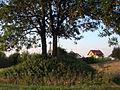 Hrubieszów - ul. Grabowiecka - krzyż-kapliczka przydrożna (01) - DSC02574 v1.jpg