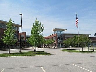 Hudson High School (Massachusetts) - Hudson High School