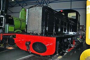 LMS diesel shunter 7050