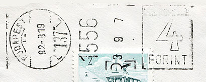 Hungary stamp type PV1.jpg