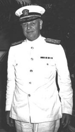 Husband E. Kimmel - Admiral Husband E. Kimmel