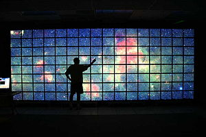 NASA Advanced Supercomputing Division - Image: Hyperwall 2