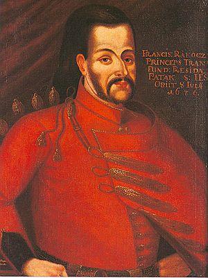 Francis I Rákóczi - Francis Rákóczi I, c. 1670