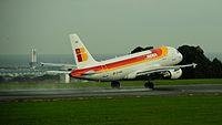 EC-KBX - A319 - Iberia