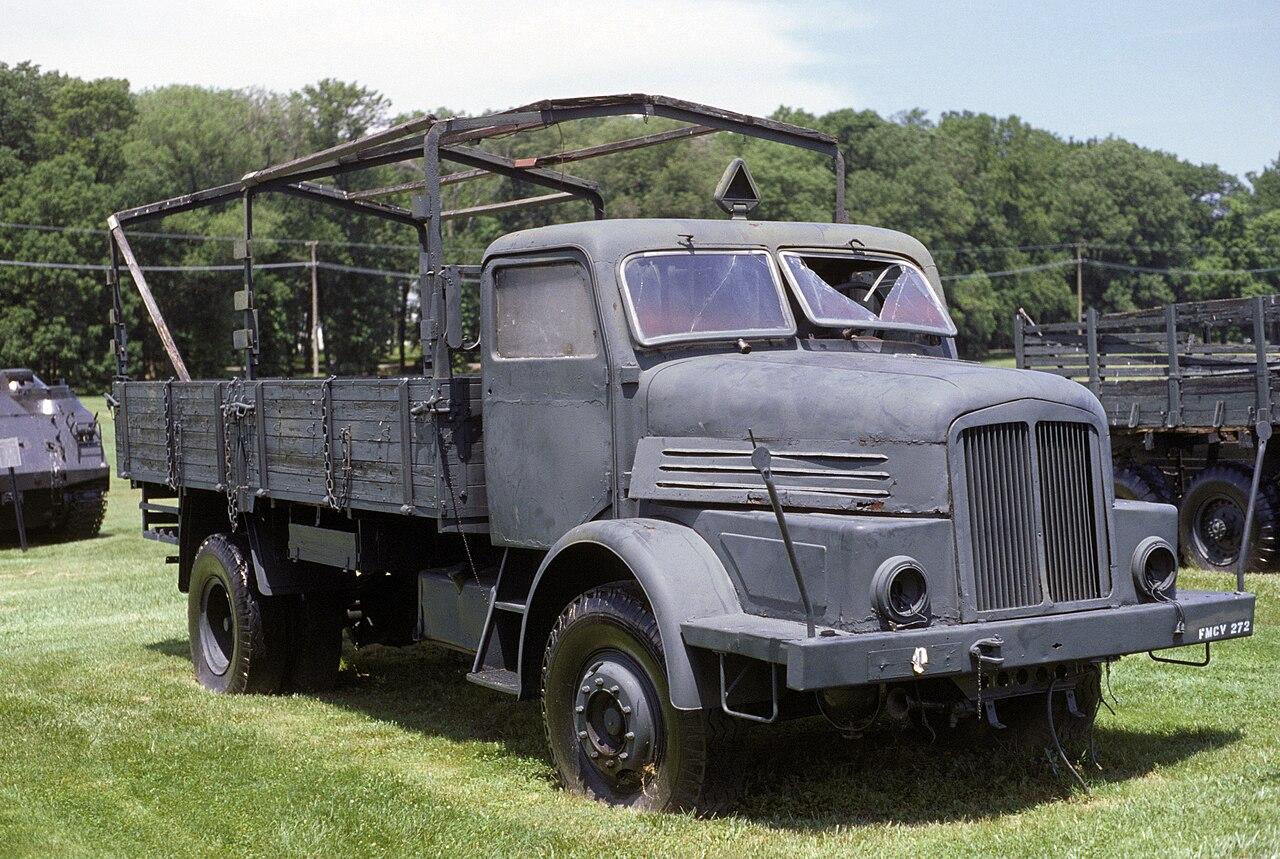 Ifa Truck Pics Hd: File:IFA H6 Truck, Aberdeen.JPEG