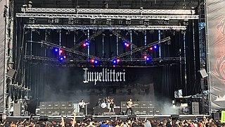 Impellitteri American heavy metal band