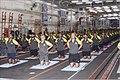 INS Vikramaditya Celebrates 4th International Day Of Yoga – 2018 (2).jpg