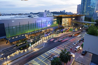 How to get to Ipc Shopping Centre with public transit - About the place