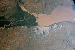 ISS-43 Paraná River with Buenos Aires.jpg