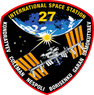 Expedition 27 mission to the International Space Station