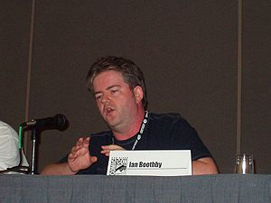 Ian Boothby - Image: Ian Boothby 2004