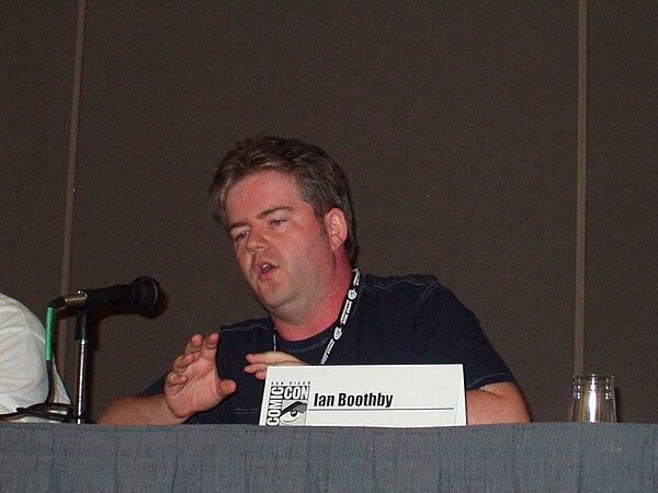 Photo Ian Boothby via Wikidata