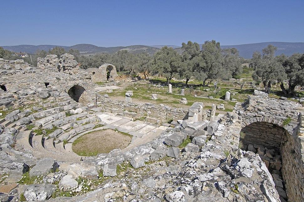 Iasos Bouleuterion 5492