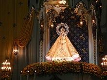 Our Lady Of La Naval De Manila Wikipedia