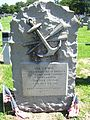 Ida Lewis grave at Common Burying ground Newport RI.jpg