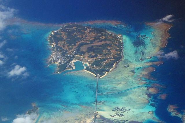 Okinawa, Japonsko - modré zóny planéty