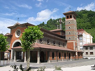 Sotrondio - Image: Ilesia sotrondio smra asturies