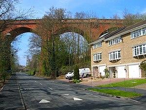 Imberhorne Viaduct - Imberhorne Viaduct