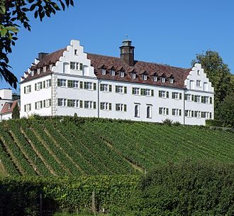 Immenstaad am Bodensee - Manor house Hersberg, Immenstaad am Bodensee