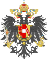 Imperial Coat of Arms of the Empire of Austria (1815).svg