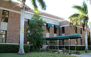 Old Indian River County Courthouse - Image: Indian River County Courthouse