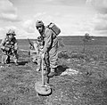 Infantry mine-detecting team in training at Studland in Dorset, 7 May 1943. H29724.jpg