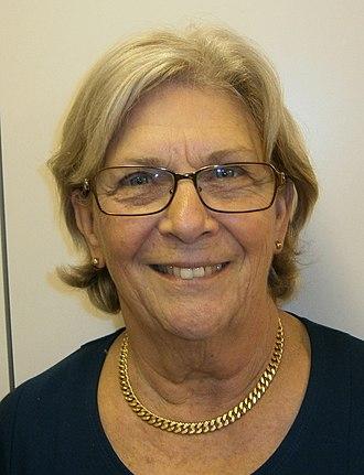 Minister for Social Security (Sweden) - Image: Ingela Thalén 2013