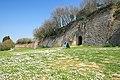 Ingresso Mura Fortezza di Poggio Imperiale.JPG