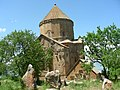 Insel Akdamar Աղթամար, armenische Kirche zum Heiligen Kreuz Սուրբ խաչ (um 920) (39526210855).jpg