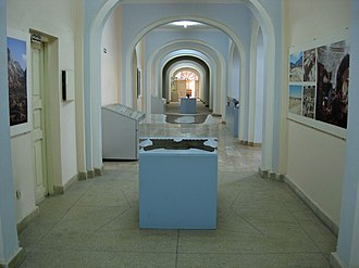 National Museum of Afghanistan - Inside the museum in 2008