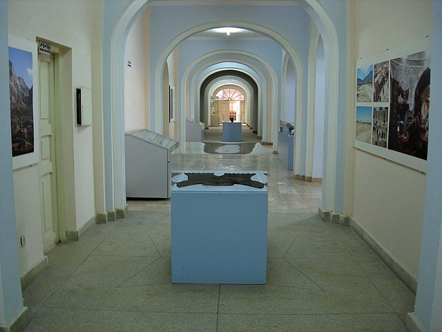 Kabul Museum, 2008 By Carl Montgomery (Flickr, Link) [CC-BY-2.0 (http://creativecommons.org/licenses/by/2.0)], via Wikimedia Commons